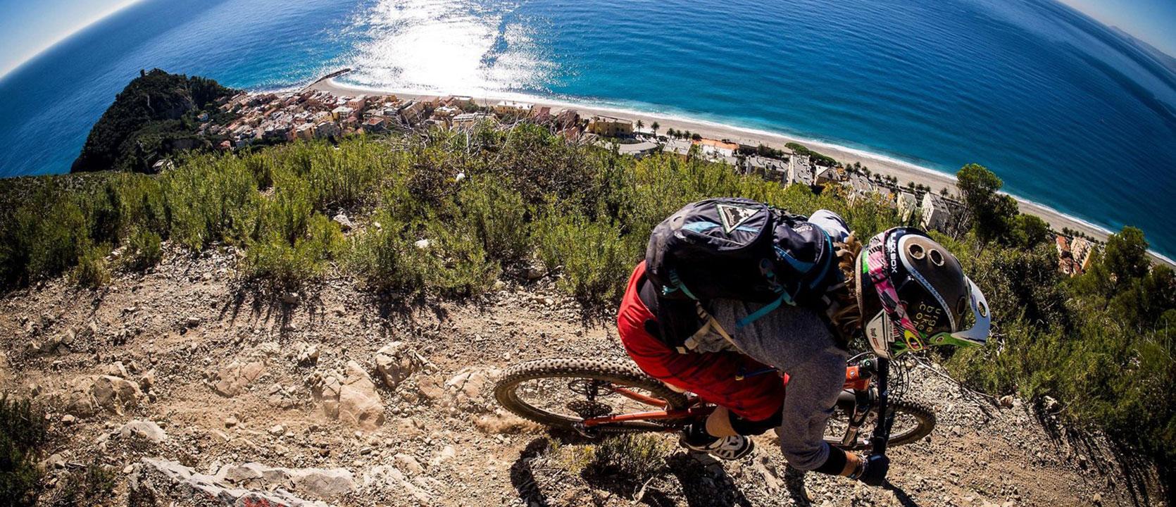 Sport - Biking a Noli con B&B Ca' de Badin